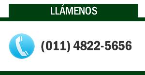 Llámenos al 011 4822-5656
